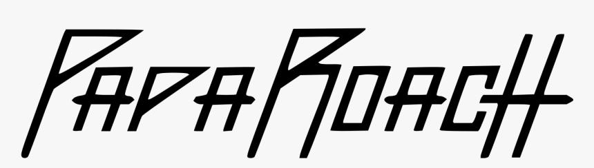 Logo De Papa Roach, HD Png Download, Free Download