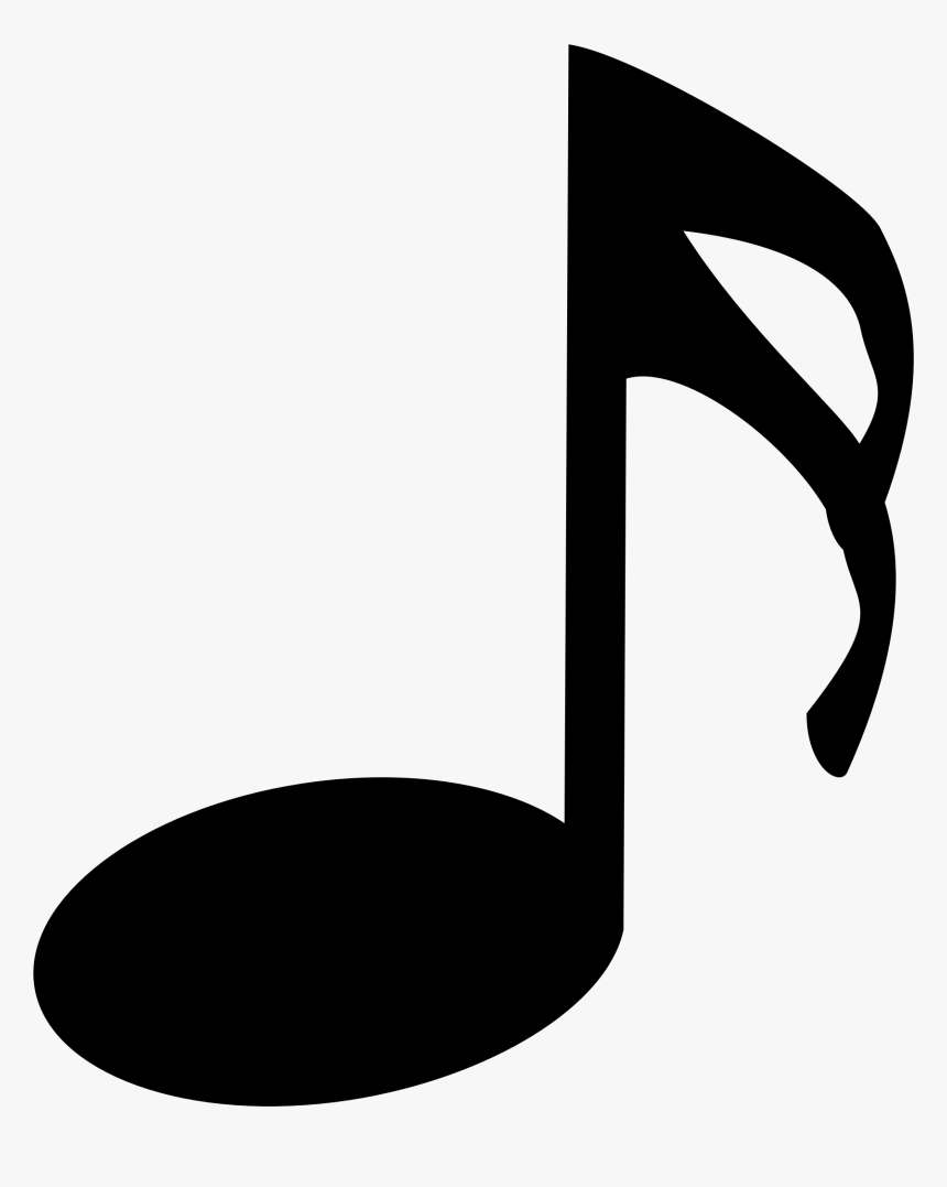 Sixteenth Note Eighth Note Musical Note Stem - Sixteenth Note In Music, HD Png Download, Free Download