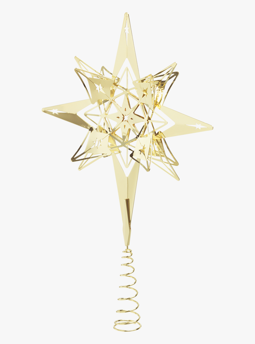 Christmas Tree Star - Still Life Photography, HD Png Download, Free Download