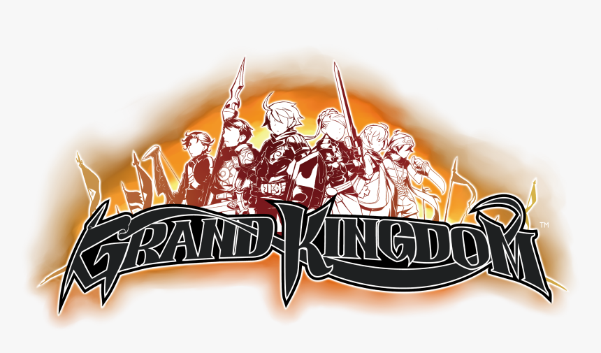 Middle Of Nowhere Gaming - Grand Kingdom Logo, HD Png Download, Free Download