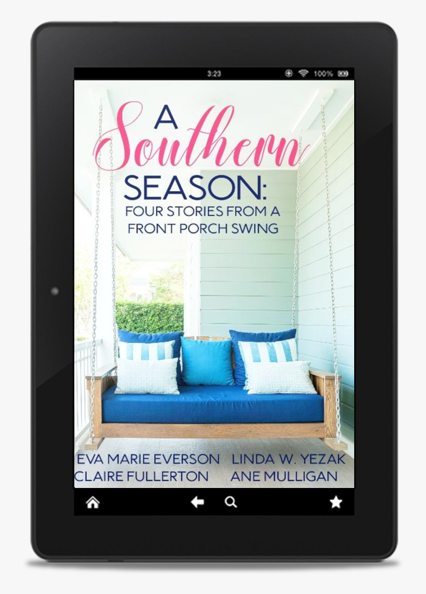 A Southern Season: Stories From A Front Porch Swing, HD Png Download, Free Download