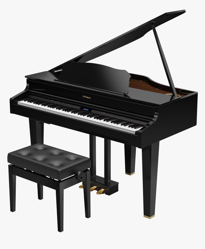 Ellis Piano - Piano Roland Gp607, HD Png Download, Free Download
