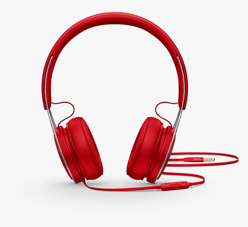 Red Headphone Png Transparent Image Beats Headphones Wired Png Download Kindpng