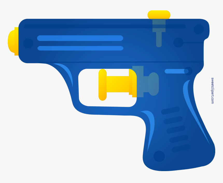 Gun Clipart Water Gun, HD Png Download, Free Download