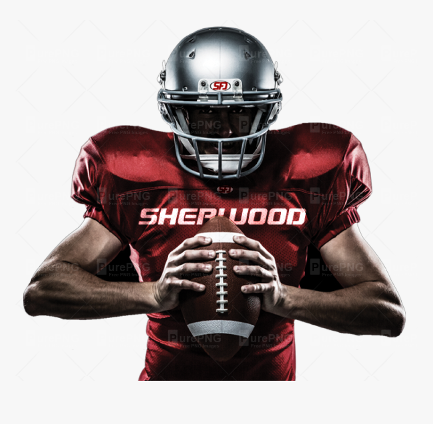 Thumb Image - Png American Football Players, Transparent Png, Free Download