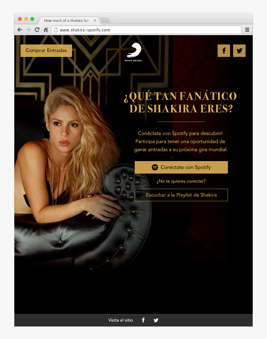 Shakira Chantaje, HD Png Download, Free Download