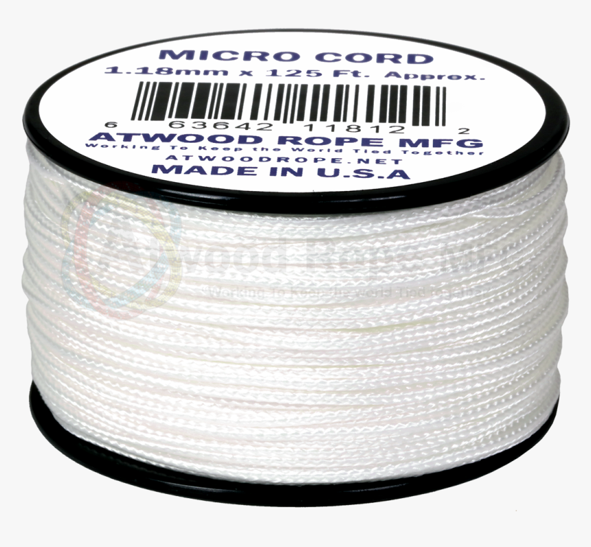 18mm Micro Cord - Micro Cord, HD Png Download, Free Download