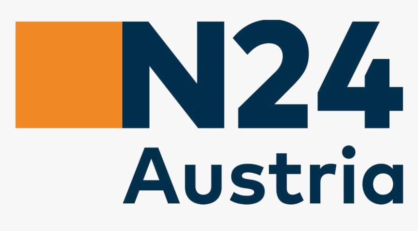 N24 Austria Logo 2016 - N24 Austria Logo, HD Png Download, Free Download