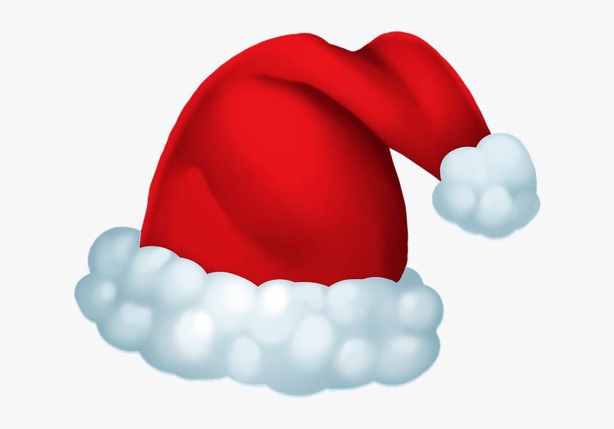 Santa Claus Hat Png - Czapka Mikołaja Bez Tła, Transparent Png, Free Download