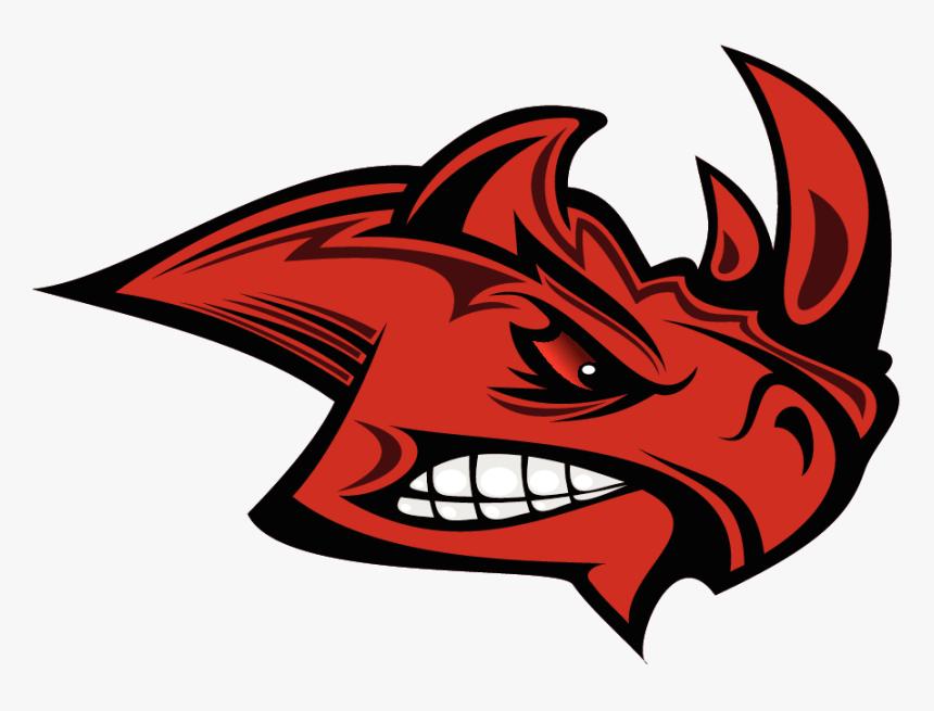 Fantasy Football Rhino Logo , Png Download - Fantasy Football Rhino Logo, Transparent Png, Free Download