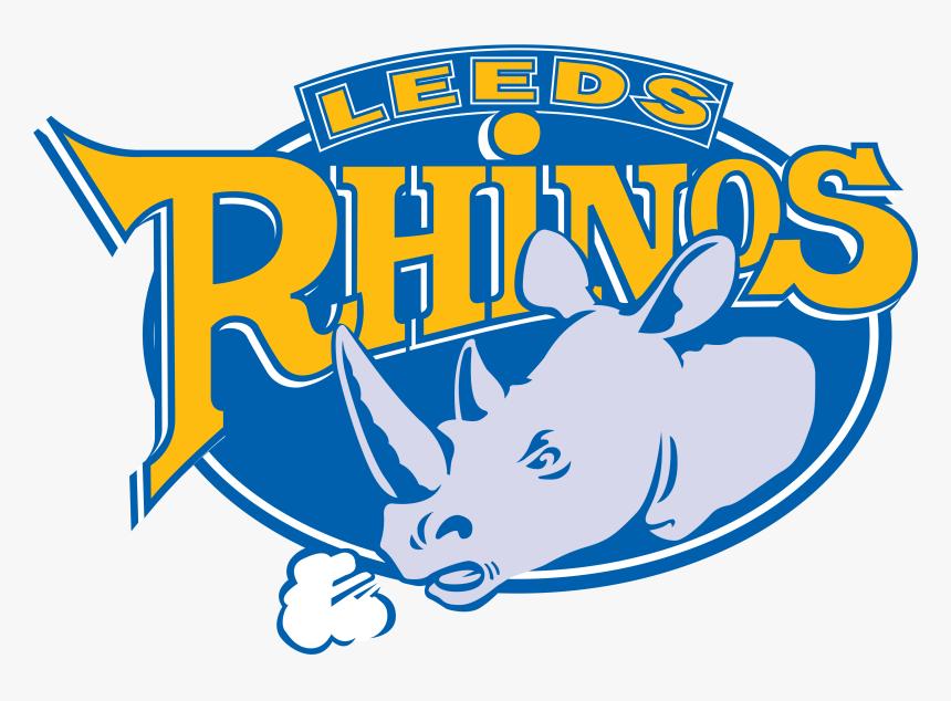 Transparent Rhino Logo Png - Leeds Rhinos Logo, Png Download, Free Download