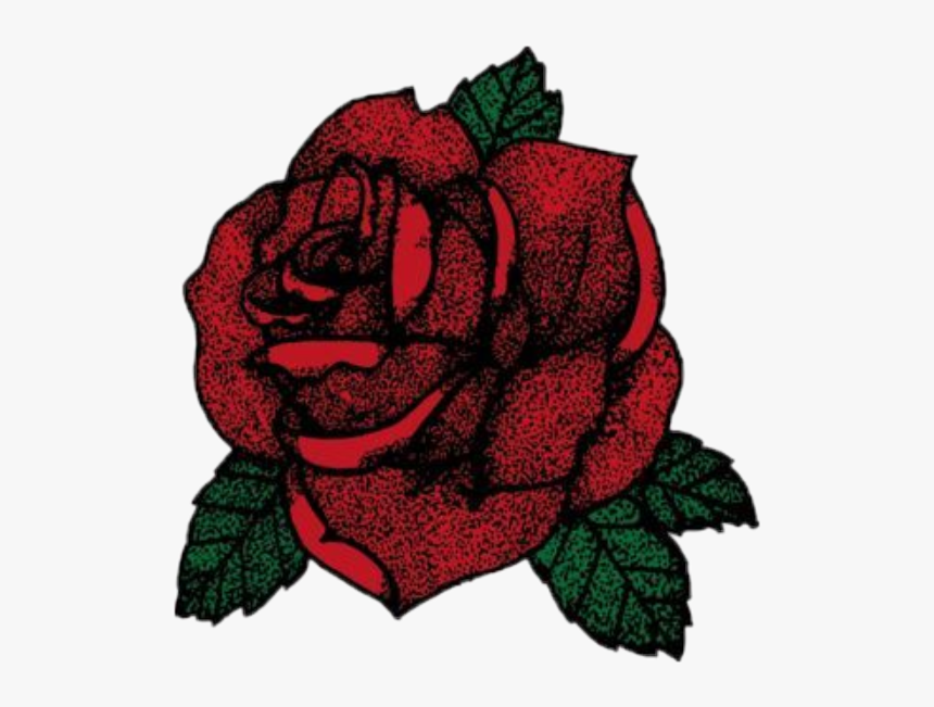 Transparent Red Flowers Clipart - Snapchat Rose Sticker, HD Png Download, Free Download