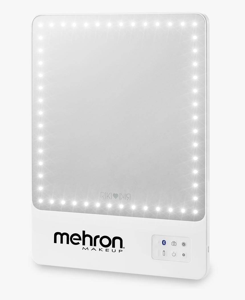 Mehron Riki Portable Vanity Mirror - Riki Skinny Mirror Back, HD Png Download, Free Download