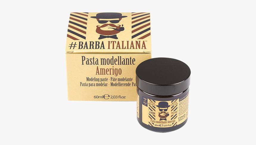 Barba Italiana Victoria Bc Beard Balm - Barba Italiana Amerigo, HD Png Download, Free Download