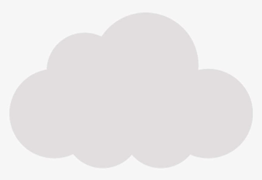 Thumb Image - Solid White Cloud Png, Transparent Png, Free Download