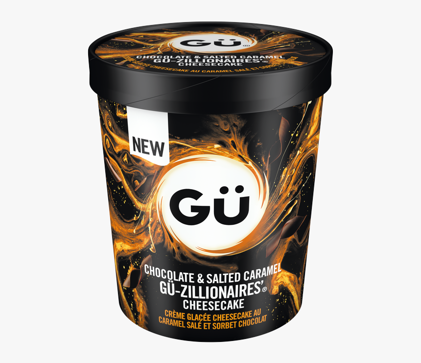 New Gu Ice Cream, HD Png Download, Free Download