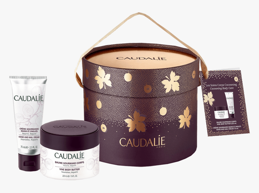Caudalie Vine Body Butter Set, HD Png Download, Free Download