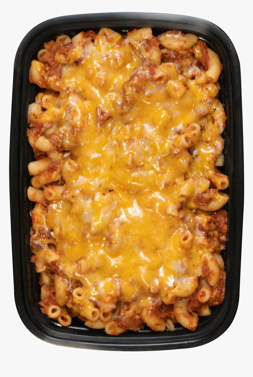 Baked Beefy Macaroni - Macaroni, HD Png Download, Free Download