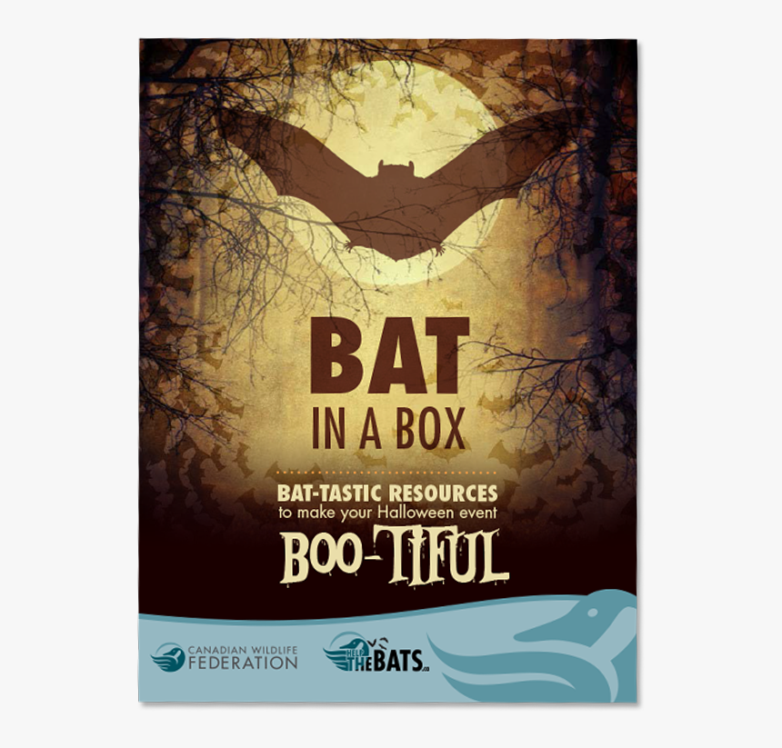 Bat In A Box Poster - Poster, HD Png Download, Free Download
