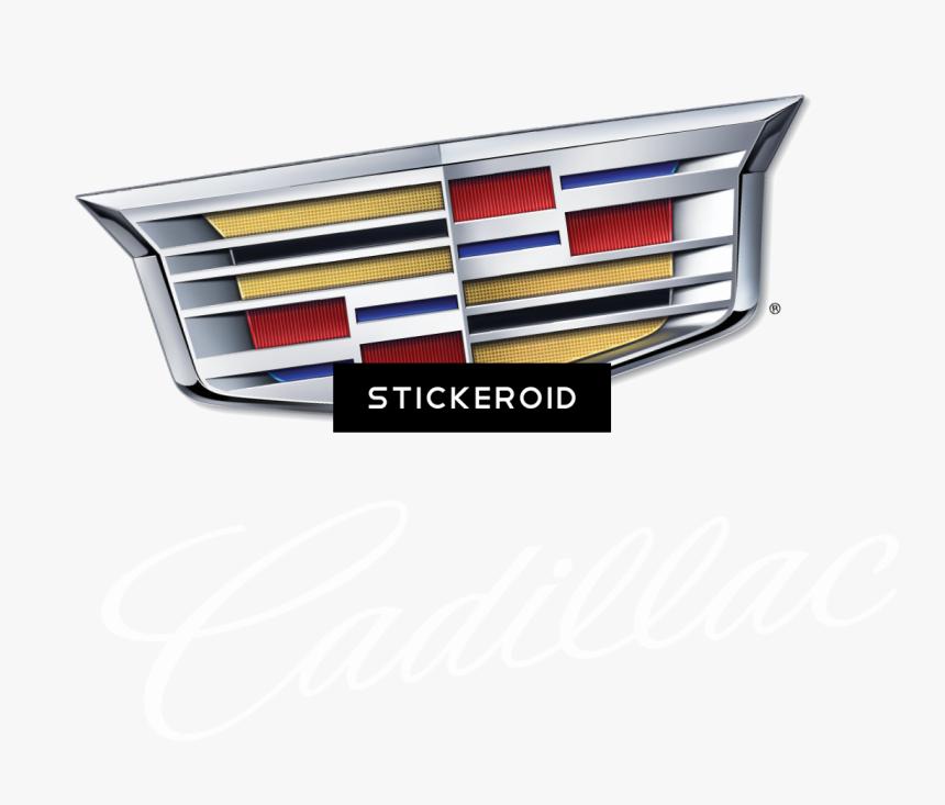 Cadillac Logo Png Transparent Images - Cadillac, Png Download, Free Download