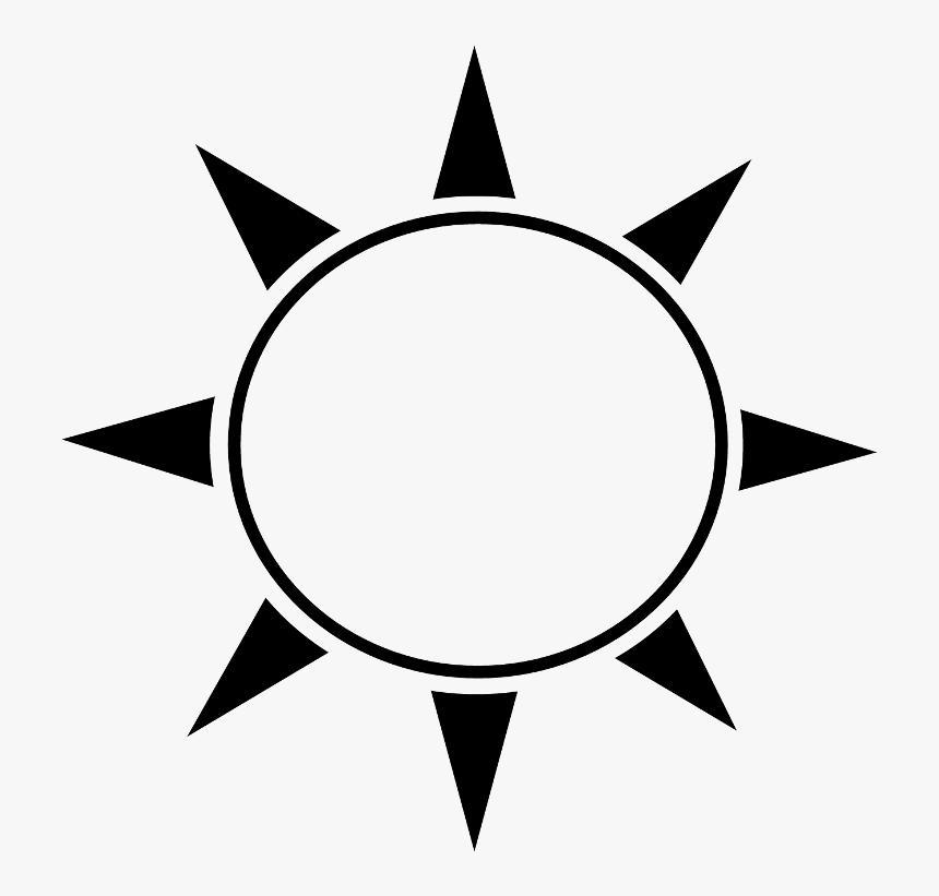 #sol #adesivo #solpreto #preto #black #🖤 #sun  #blacksun - Stock Photography, HD Png Download, Free Download