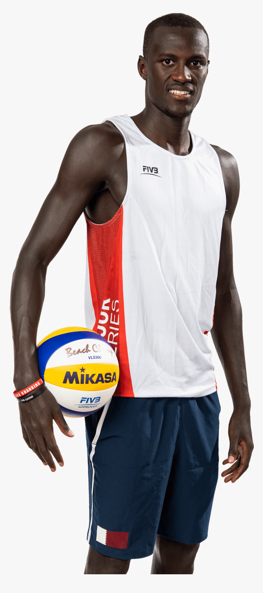 Ahmed Cherif Beach Volleyball, HD Png Download, Free Download
