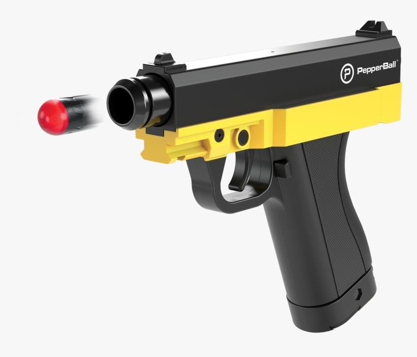 Pepper Ball Gun, HD Png Download, Free Download