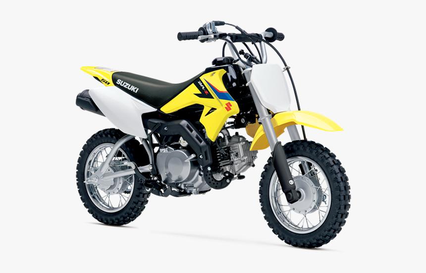 2019 Dr-z50 Suzuki Dirt Bike - Suzuki Drz 50, HD Png Download, Free Download