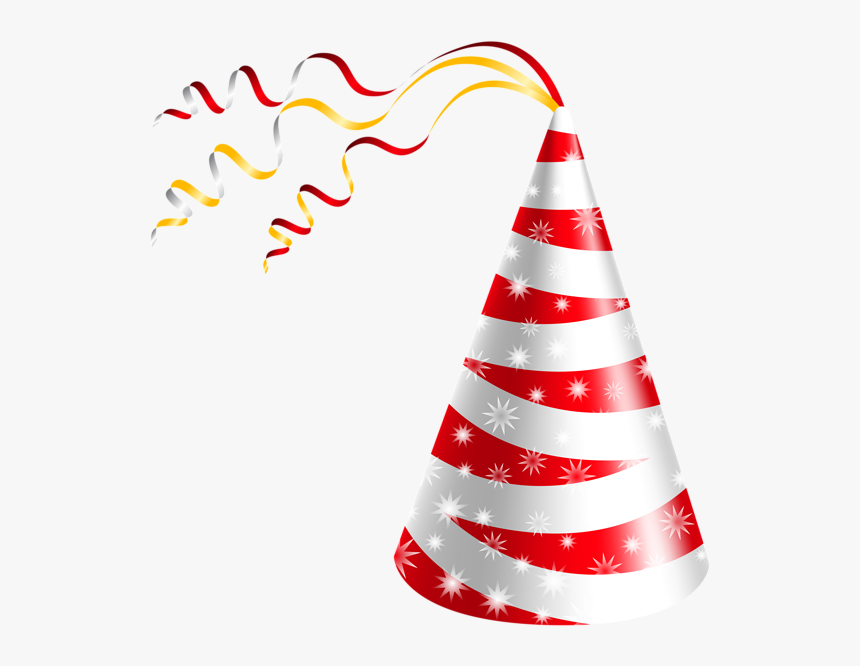 Party Birthday Hat Png - Transparent Background Party Hat Png, Png Download, Free Download