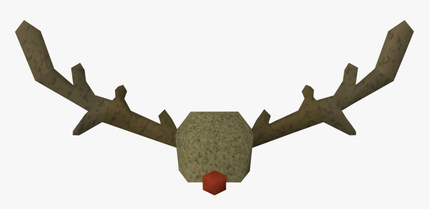 Reindeer Hat Png - Rudolph Hat Png, Transparent Png, Free Download