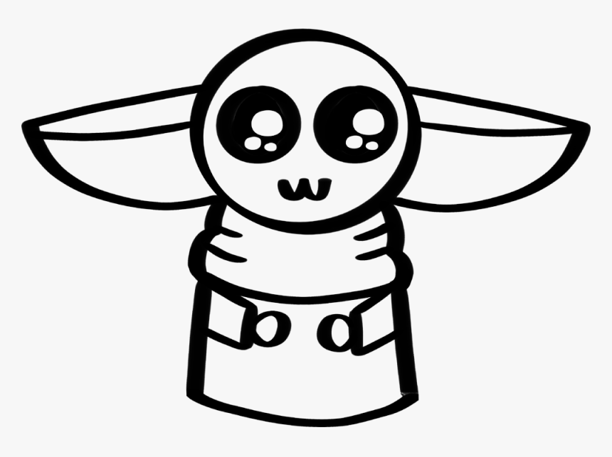Master Yoda coloring page | Free Printable Coloring Pages | 643x860