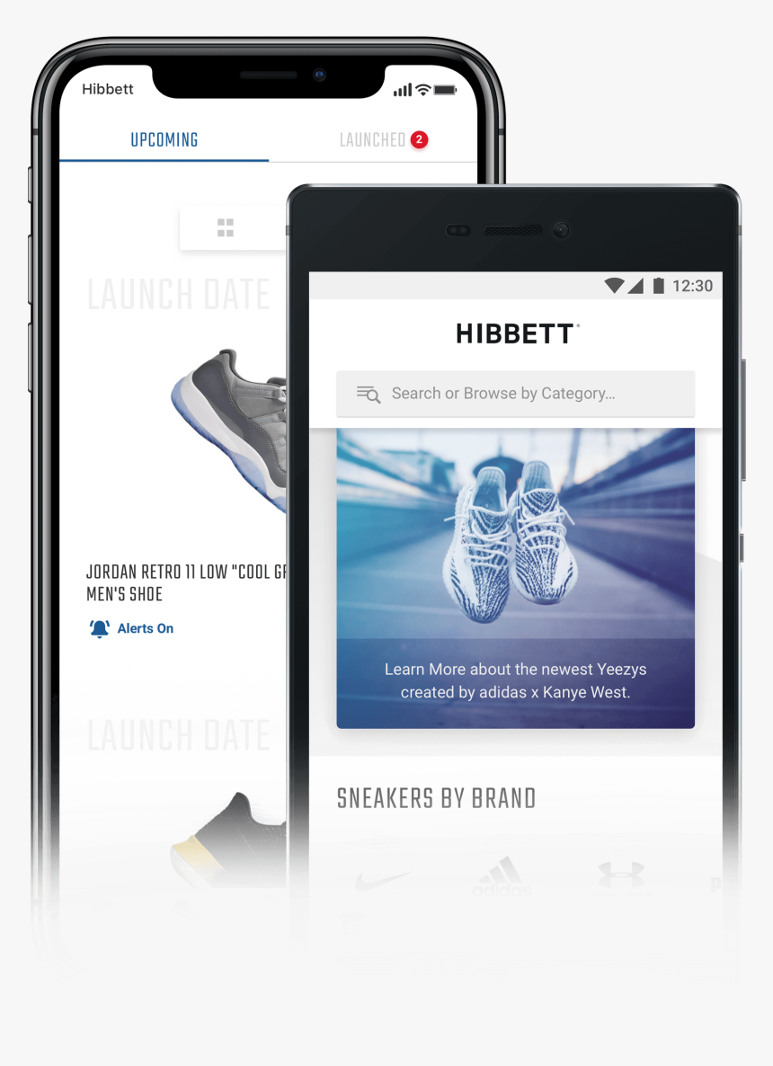 Hibbett Sports - Hibbett Sports Mobile App, HD Png Download, Free Download