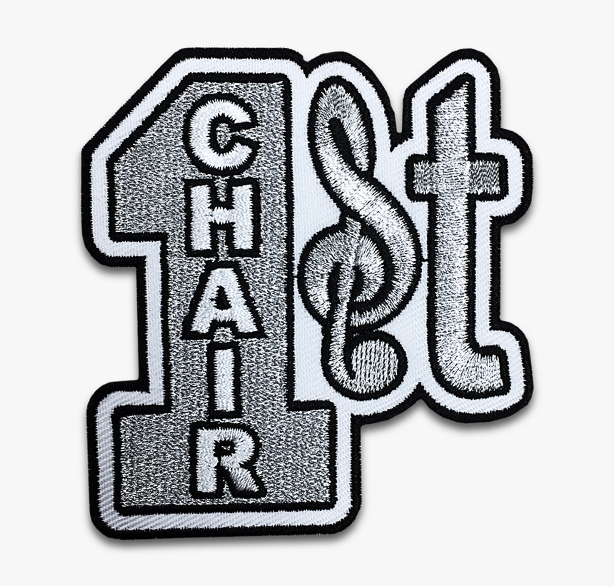 1st Chair Instrument Patch, HD Png Download, Free Download