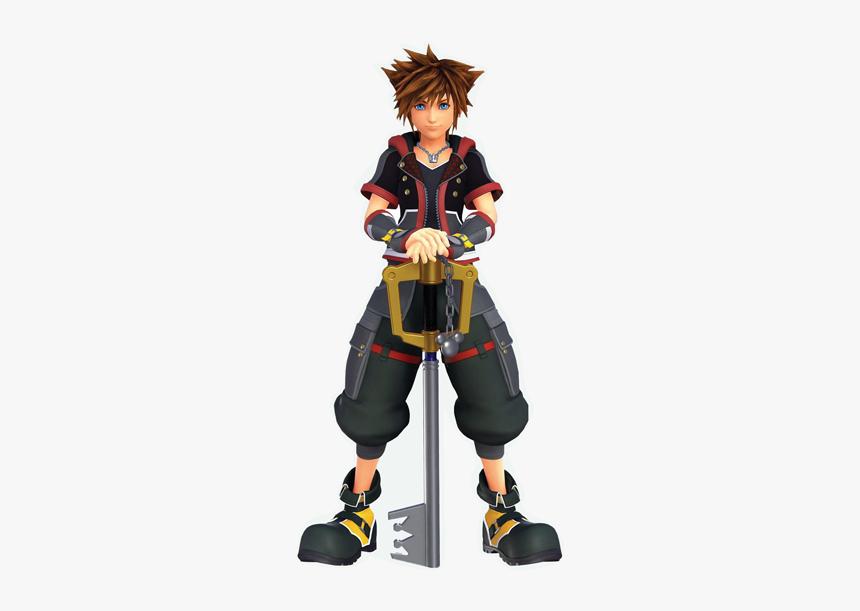Kingdom Hearts 3 Sora, HD Png Download, Free Download