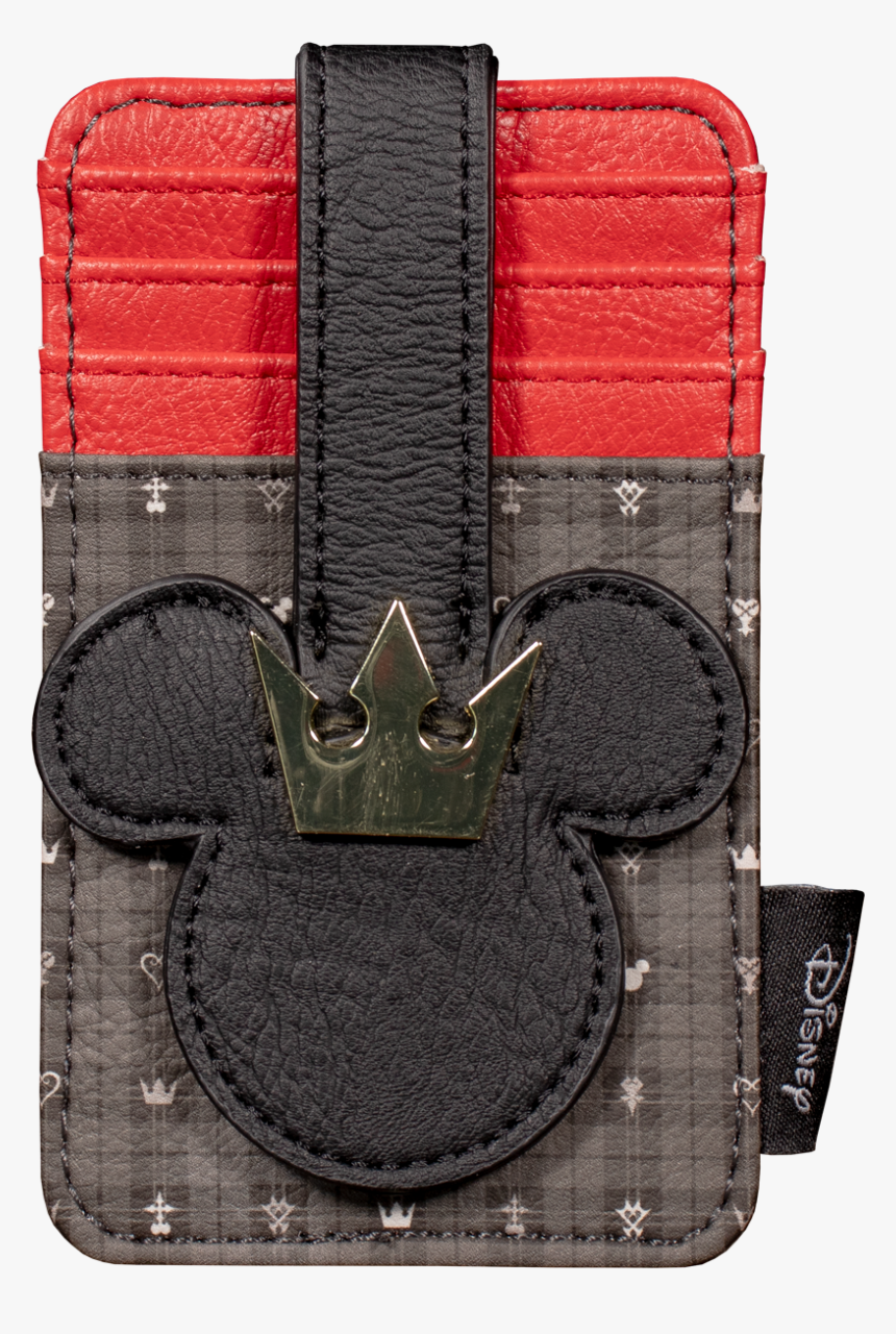Mickey Mouse Card Holder - Coin Purse, HD Png Download, Free Download