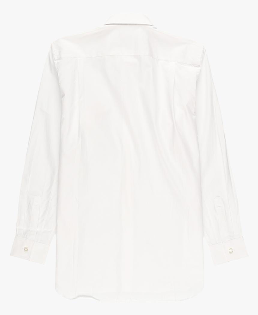 Comme Des Garçons Play Button Down Shirt - Blouse, HD Png Download, Free Download