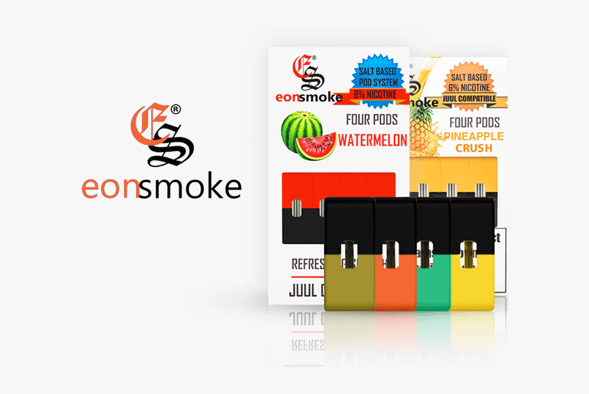 Juul And Eon Smoke, HD Png Download, Free Download