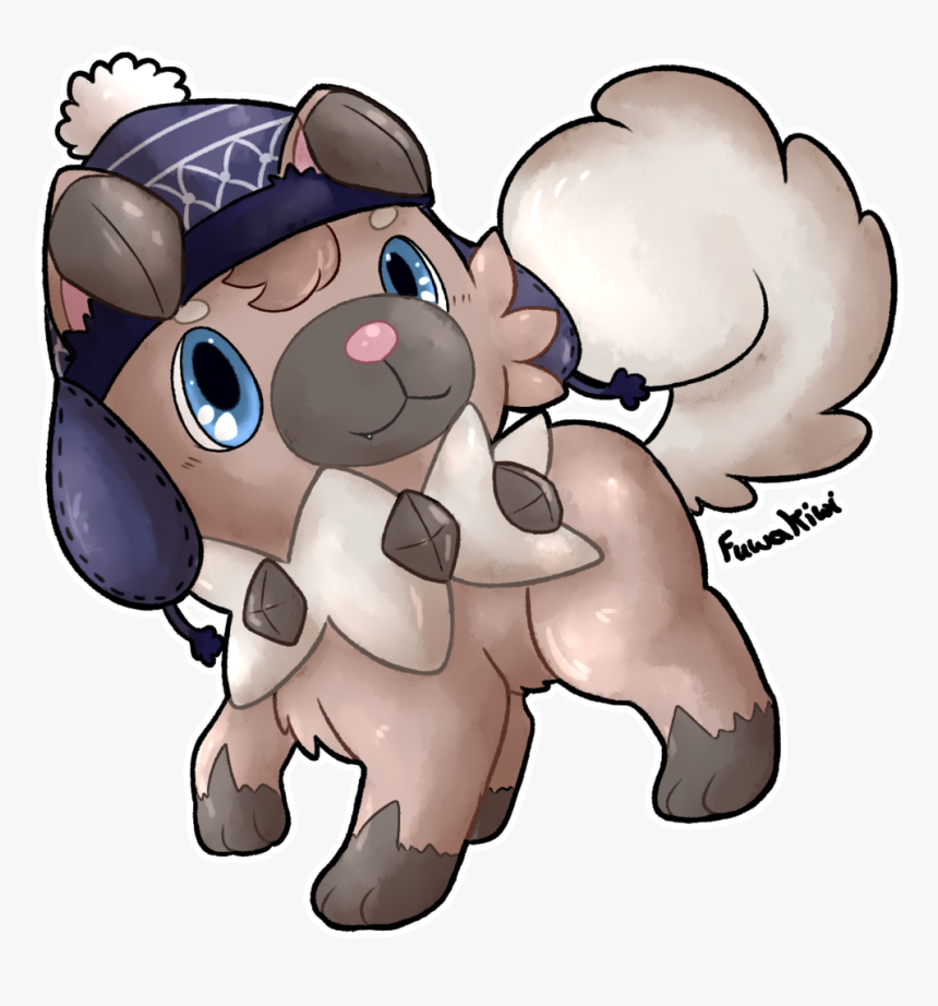 Drawings Of Cute Rockruff, HD Png Download, Free Download