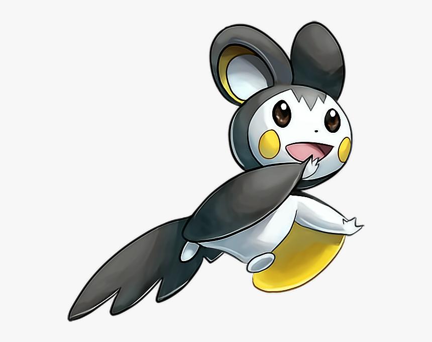 #emolga #pokemon - Emolga Png, Transparent Png, Free Download
