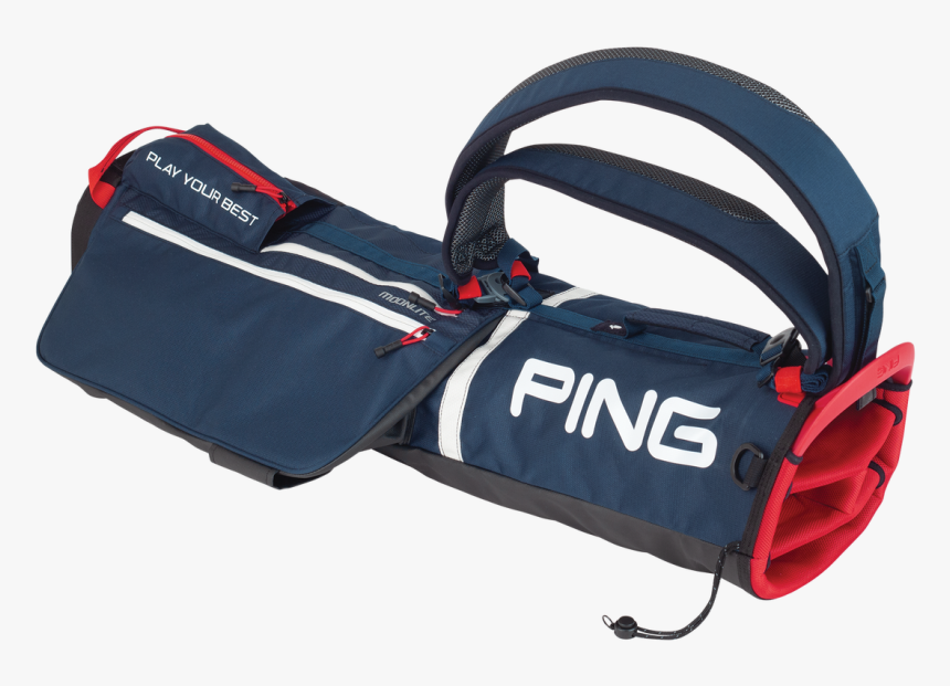 Ping Moonlite Carry Bag - Ping, HD Png Download, Free Download