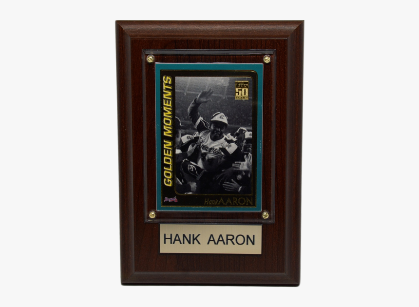 Hank Aaron - Picture Frame, HD Png Download, Free Download