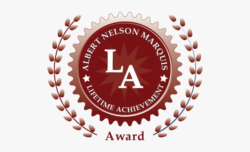 Albert Nelson Marquis Lifetime Achievement Award, HD Png Download, Free Download
