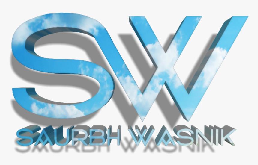 Saurbh Wasnik Logo Shadow Depth Mandhal - Graphic Design, HD Png Download, Free Download