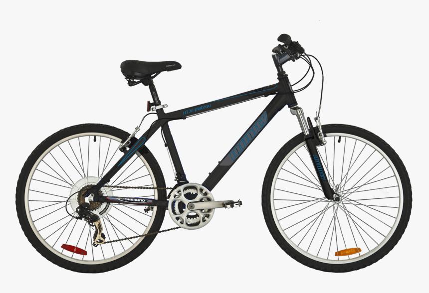 Front Shock Mountain Bike - Ridgeback Mx4 2010, HD Png Download, Free Download