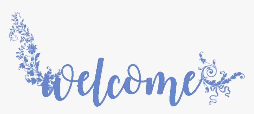 Welcome - Calligraphy, HD Png Download, Free Download