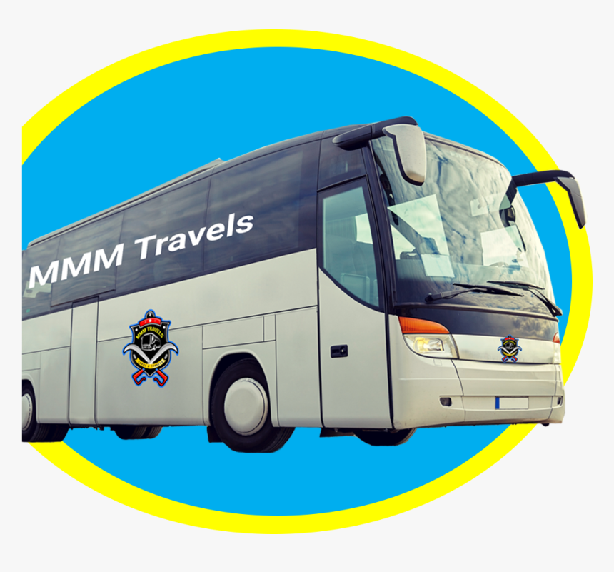 Bus , Png Download - Vaishali Travels Ac Bus, Transparent Png, Free Download