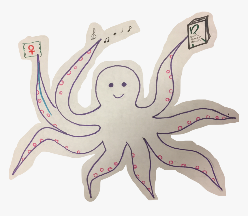 Octopus, HD Png Download, Free Download