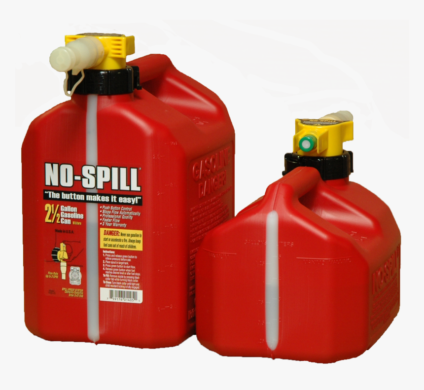 "Best Gas Can The ""no Spill"" Gas Can - 5 Gallon Gas Can O Reilly, HD Png Download, Free Download"