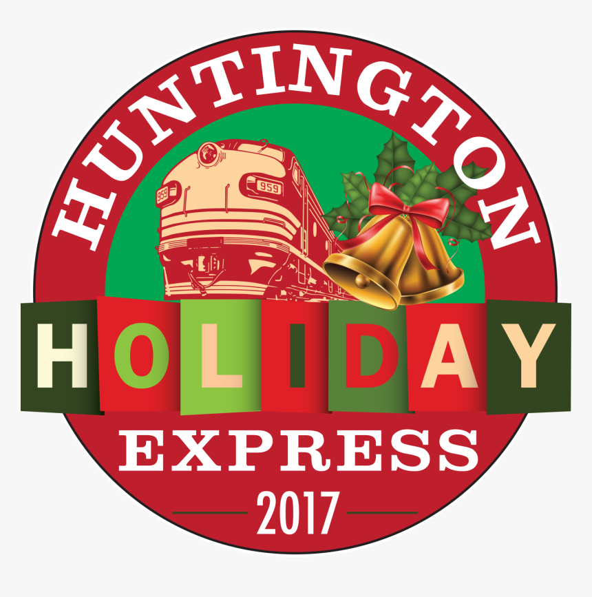 """Huntington""""s Holiday Express""""  Class=""""img Responsive - Wells Fargo, HD Png Download, Free Download"""