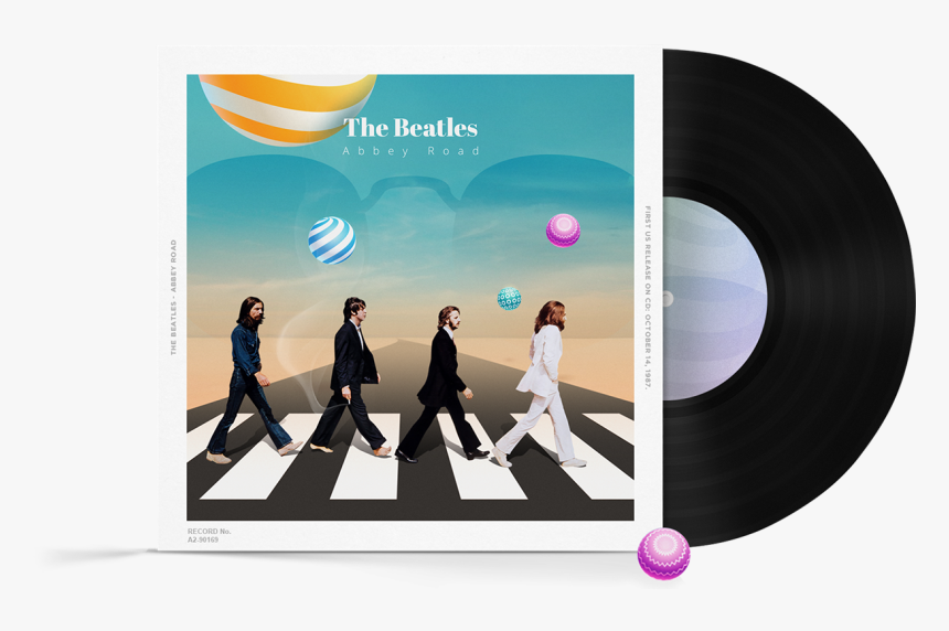 Famous Album Cover Design, HD Png Download, Free Download